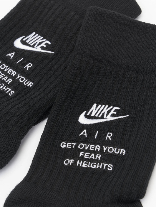 Nike Skarpetki Crew Air czarny