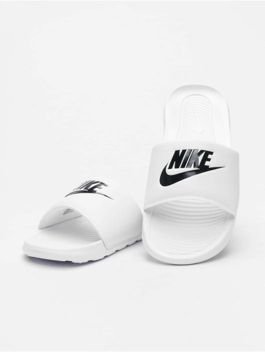 Nike Slipper/Sandaal Victori One Slide wit