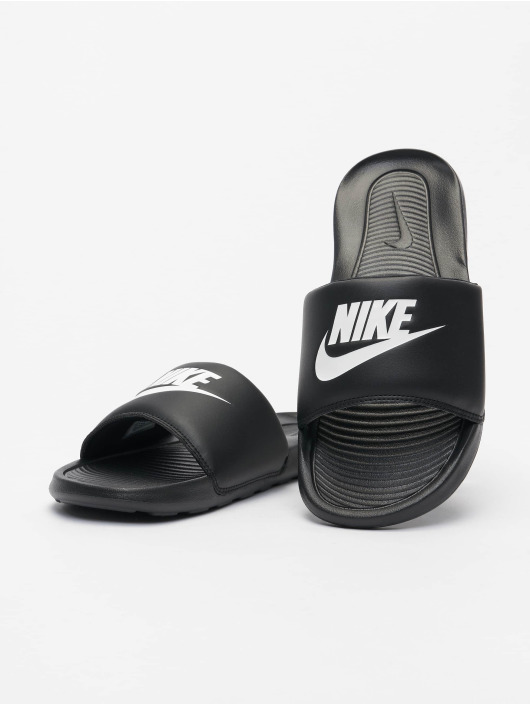 Nike Slipper/Sandaal Victori One Slide zwart