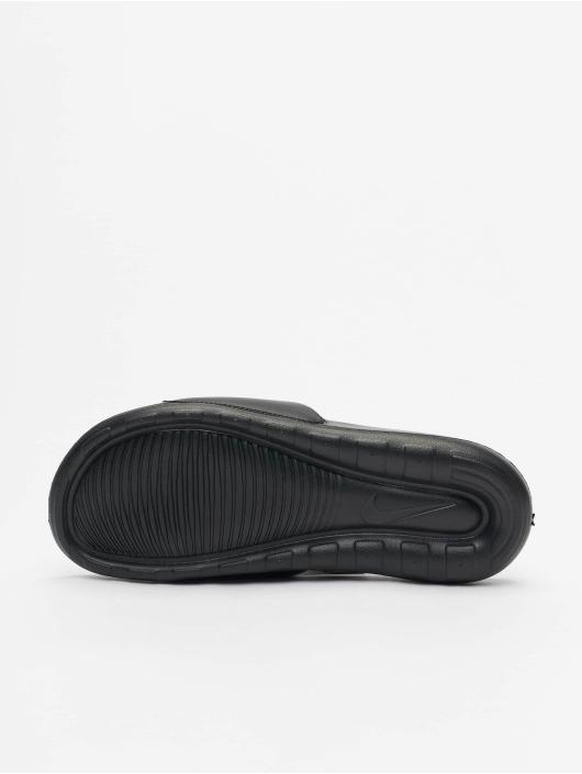 Nike Slipper/Sandaal Victori One zwart