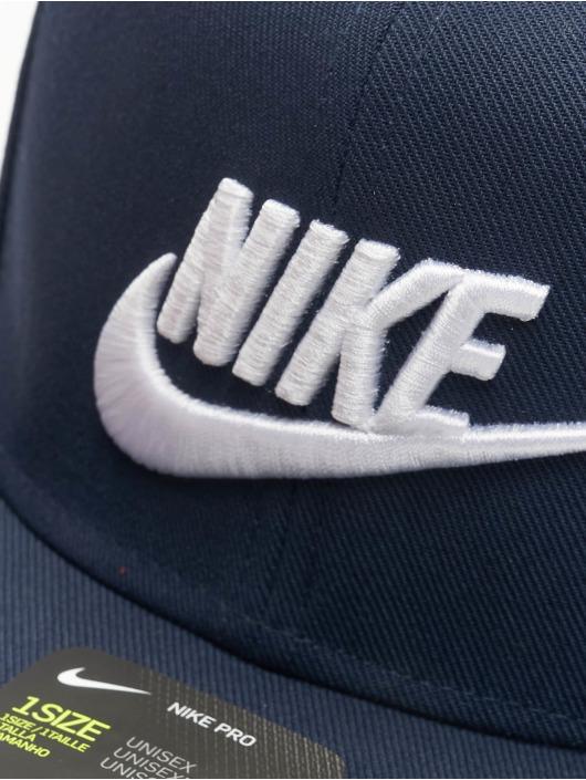 Nike Snapback Cap Sportswear Futura Pro blau