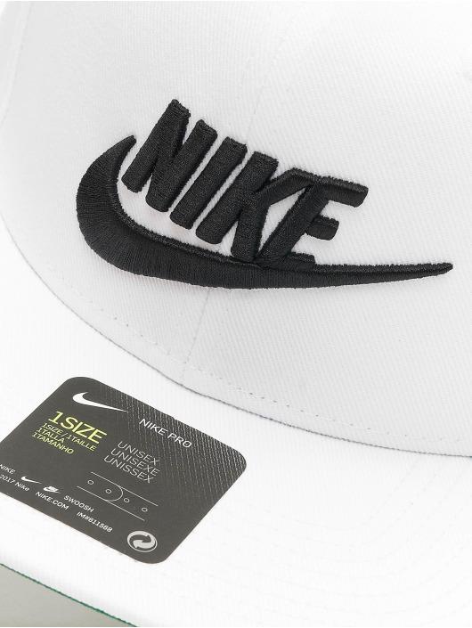 Nike Snapback Cap Sportswear Futura Pro white