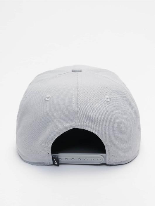 Nike Snapback Caps U Nsw Df Pro Futura šedá