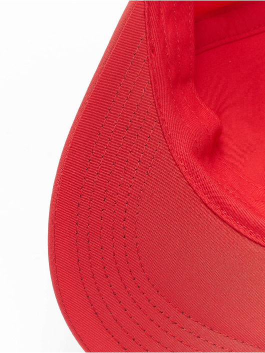 Nike Snapback Caps Y Nk H86 Metal Swoosh czerwony
