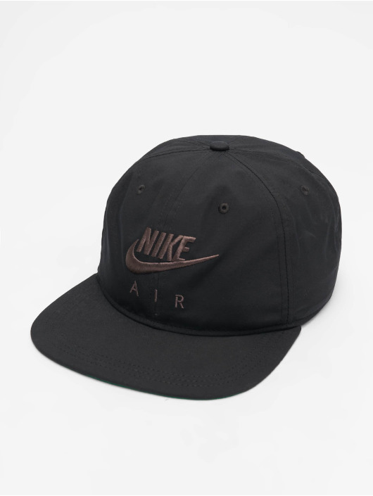 Nike Snapback Caps Sportswear Pro musta