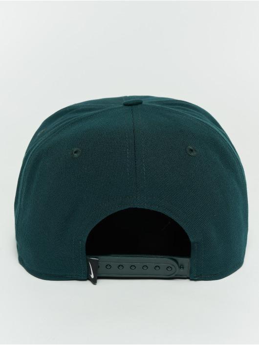 Nike Snapback Caps Pro Snapback Cap Midnight zielony