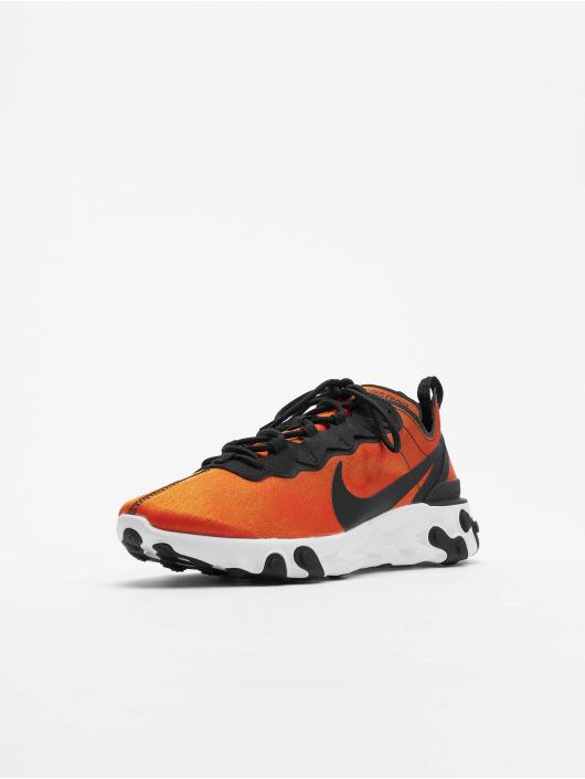 Nike Sneaker React Element 55 Premium SU19 arancio