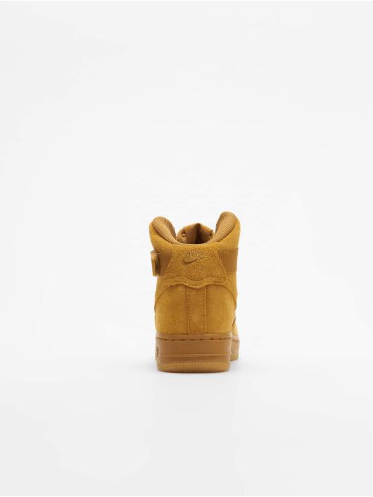 Nike Sneaker Air Force 1 High LV8 (GS) beige