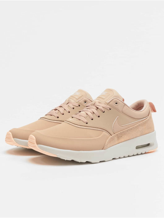 Nike Damen Sneaker Women's Air Max Thea Premium in beige 613170