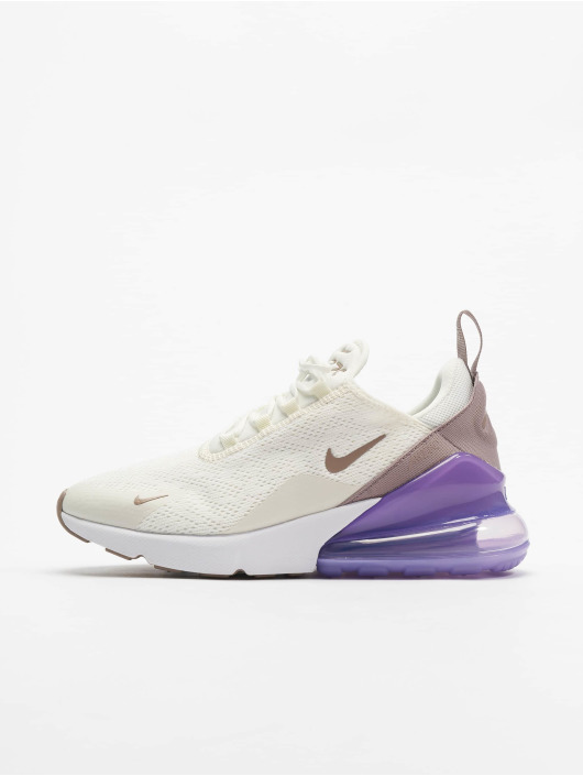 first rate fashion styles official supplier Nike Air Max 270 Sneakers Sail/Pumice/Space Purple/White