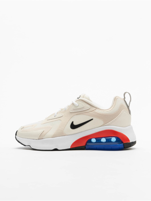 Nike Air Max 200 Sneakers Sail/Black/Desert Sand/Phantom