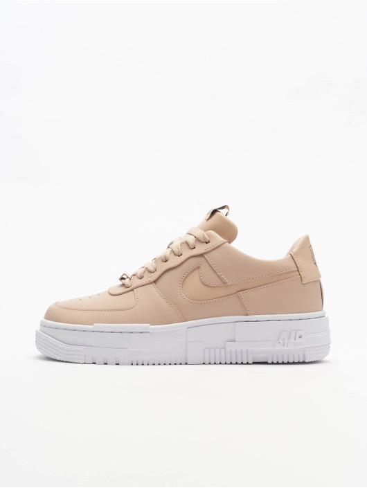Nike Sneaker Af1 Pixel beige