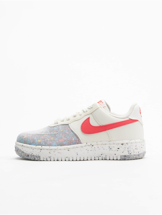 Nike Sneaker Air Force 1 Crater bianco