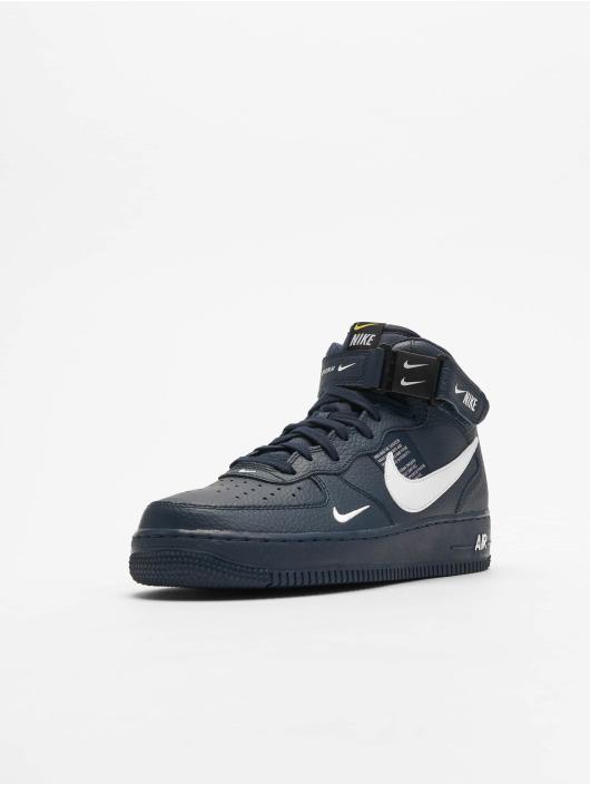 Nike Sneaker Air Force 1 Mid '07 LV8 blau