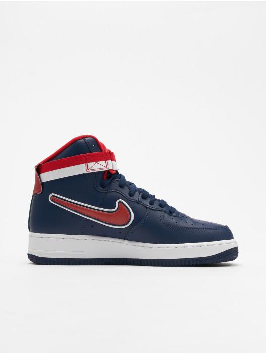 Nike Sneaker Air Force 1 High '07 Lv8 Sport blau