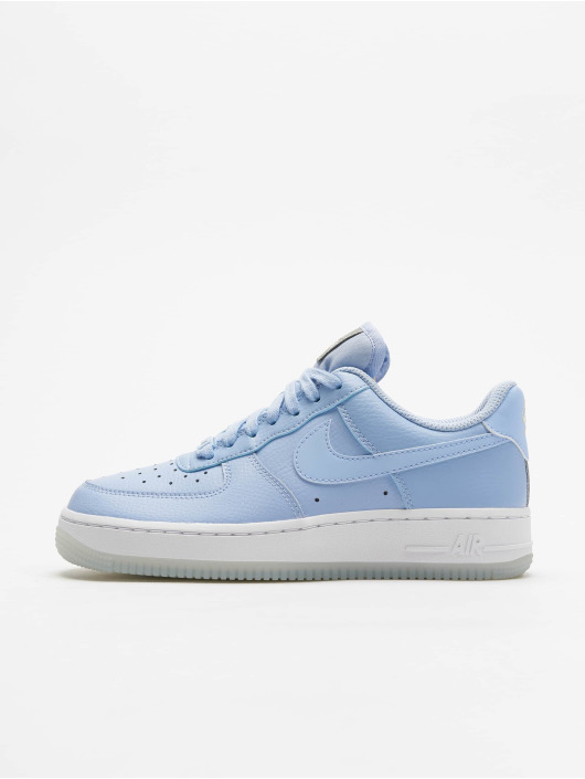 nike damen sneaker air force 1 39 07 essential in blau 661044. Black Bedroom Furniture Sets. Home Design Ideas