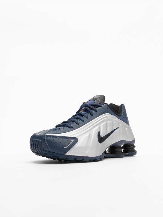 Nike Sneaker Shox R4 blau