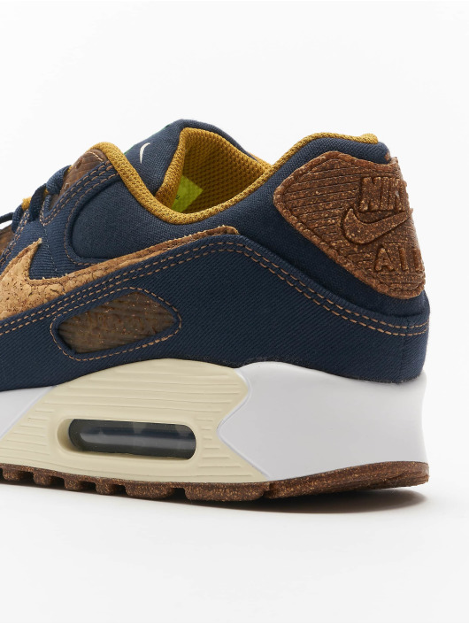 Nike Sneaker Air Max 90 SE blau
