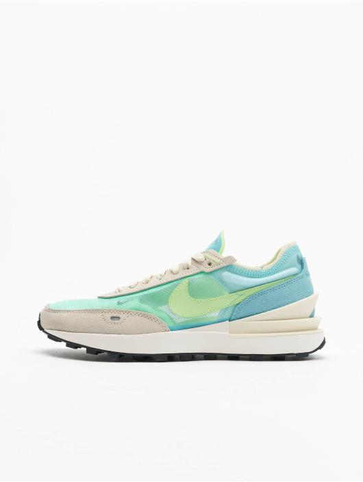 Nike Sneaker Waffle One blau