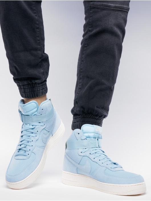 Nike sneaker Air Force 1 High '07 Suede blauw