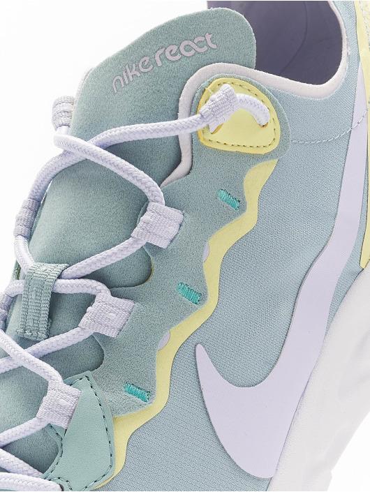 Nike sneaker React Element 55 blauw