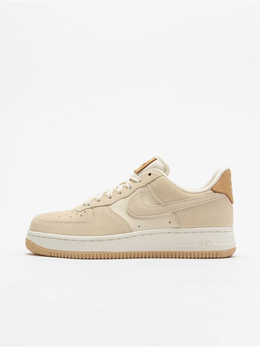 Nike Air Force 1 '07 Premium Sneakers Pale Ivory/Pale Ivory/Summit White