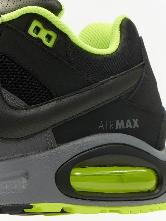 nike herren sneaker air max command in grau 539708. Black Bedroom Furniture Sets. Home Design Ideas