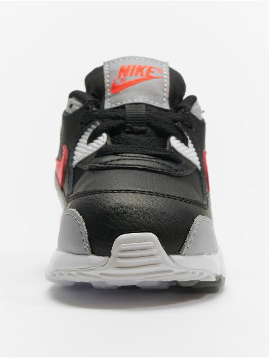 Nike Sneaker Air max 90 Leather Toddler grau