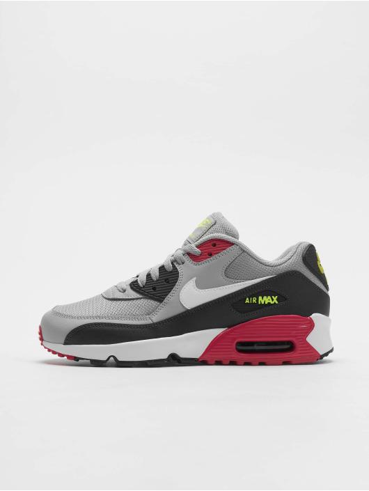 Nike Air Max 90 Mesh GS Schuhe grau pink im Shop Damen