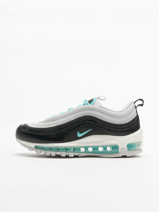 Nike Air Max 97 Sneakers Pure PlatinumAurora GreenBlackWhite