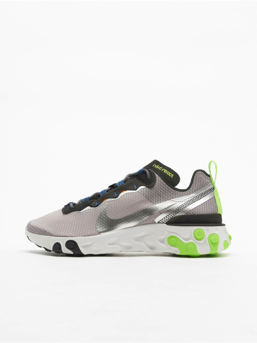 Nike Sneaker React Element 55 SE grau