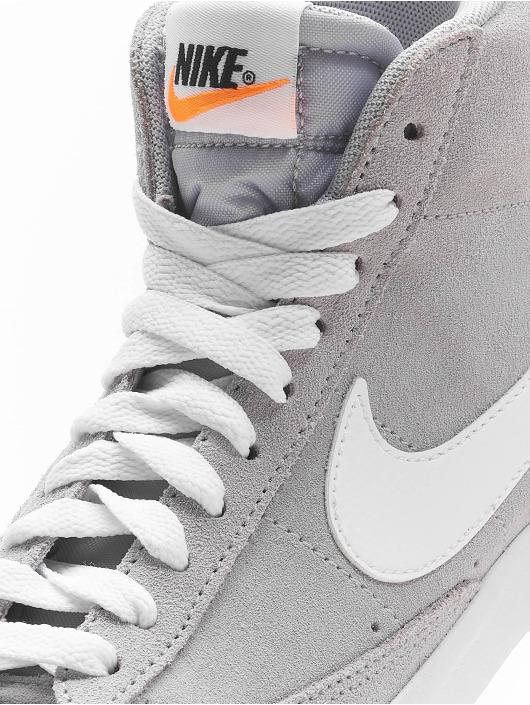 Nike Sneaker Mid '77 Suede (GS) grau