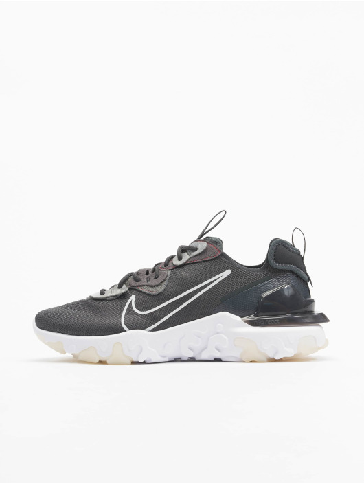 Nike Sneaker React Vision 3M grau