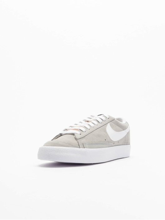 Nike Sneaker Blazer Low '77 SUEDE grau