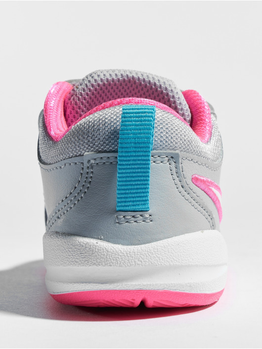 Nike sneaker Pico 4 Toddler grijs
