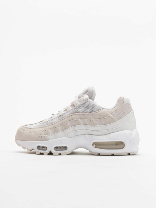 Nike Air Max 95 Premium Sneakers Platinum Tint/Summit White/White