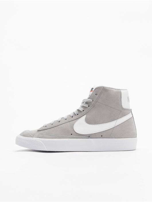 Nike sneaker Blazer Mid '77 Suede grijs