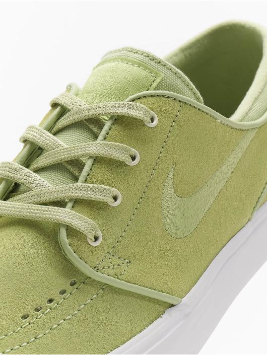 Nike Sneaker Zoom Stefan Janoski grün