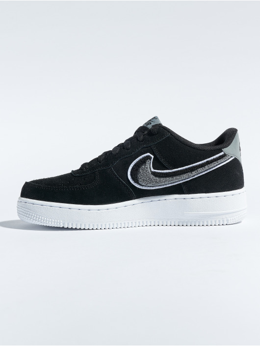 Nike Sneaker Air Force 1 LV8 nero