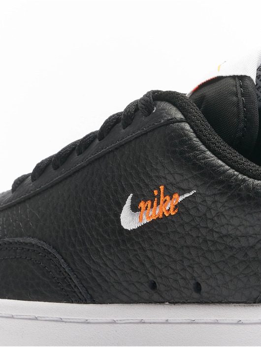 Nike Sneaker Court Vintage PRM nero