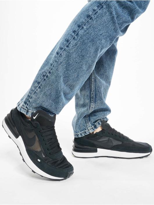 Nike Sneaker Waffle One nero