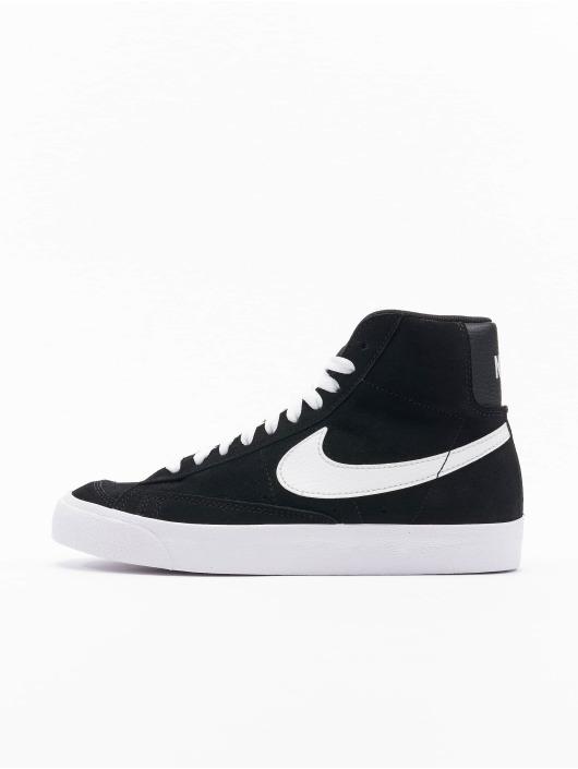 Nike Sneaker Blazer Mid '77 Suede (GS) nero