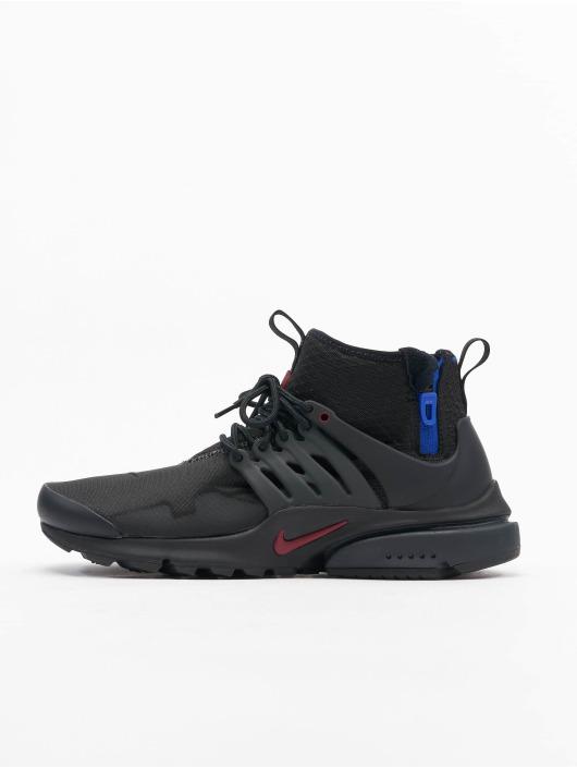 Nike Sneaker Air Presto Mid Utility nero
