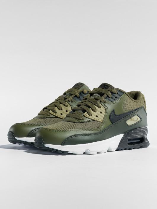 promo code 3ee98 d49b5 ... Nike sneaker Air Max 90 Mesh (GS) olijfgroen ...