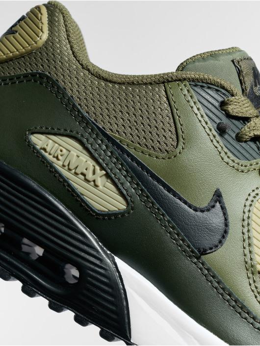 Nike sneaker Air Max 90 Mesh (GS) olijfgroen