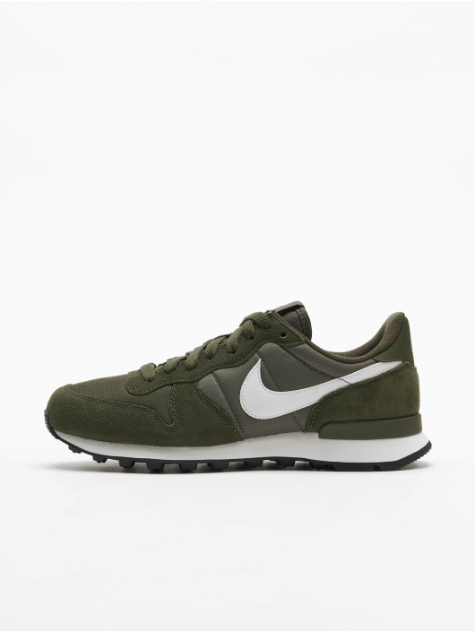 Nike sneaker Internationalist olijfgroen