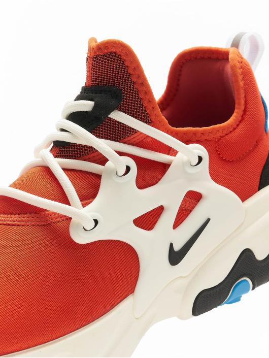 Nike Sneaker React Presto orange