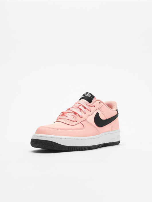Nike sneaker Air Force 1 Vday (GS) oranje
