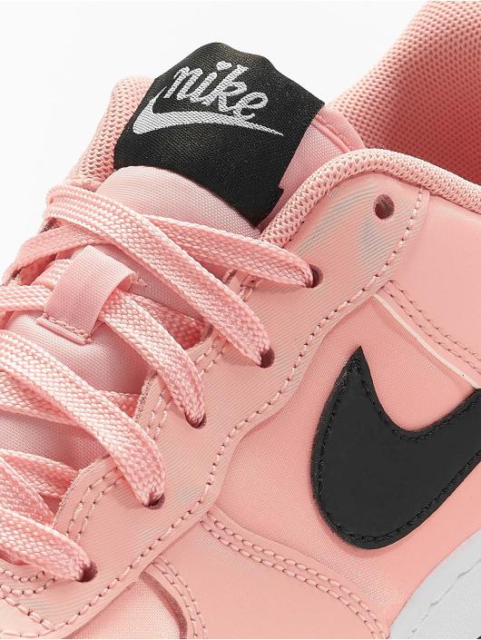 Nike sneaker Air Force 1 Vday (GS) oranje