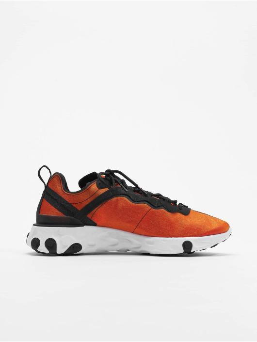 Nike sneaker React Element 55 Premium SU19 oranje